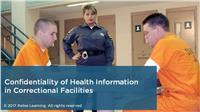 Confidentiality of Health Information in Correctional Facilities